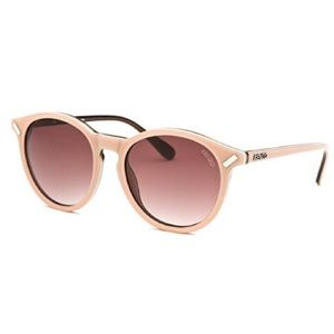 SOLD OUT - KENZO WOMENS ROUND BLUSH SUNGLASSES